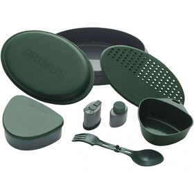 Primus Meal Set 8-Pieces, green